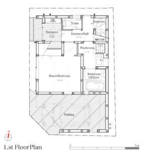 ハウスインライブラリー1階