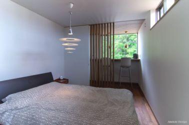 Hokuou House寝室
