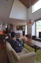Hokuou Houseリビング