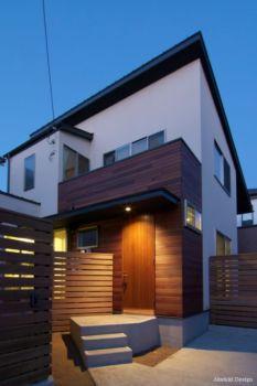 One Paku House外観