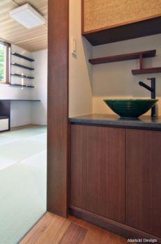 ゆとりの家和室前手洗
