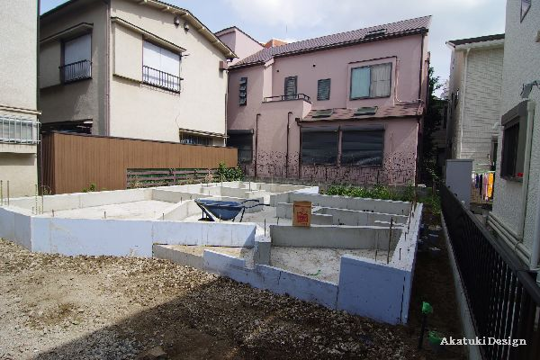 木漏れ日の家防蟻断熱材